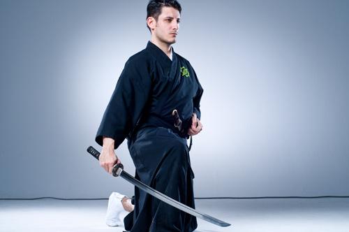 Samurai - Luciano Gabriel Morgenstern