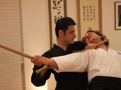 Stockkampf - Tosei Ryu Tanjojutsu