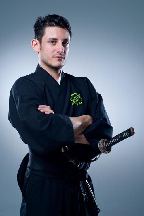 Luciano Gabriel Morgenstern Shidoin - Mugai Ryu Europe Renmeicho