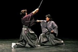 Mugai Ryu Iaido Kenjutsu