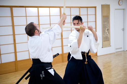 Mugai Ryu Kenjutsu
