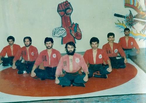 Kung Fu Toa Meister