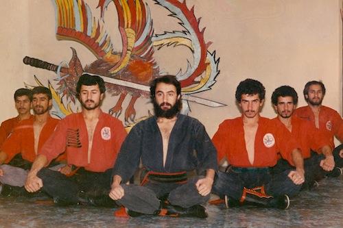 Meister Sarafnia Kung Fu Toa
